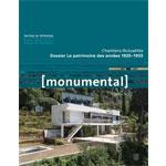 Monumental 2 /2018 : le patrimoine des années 1925-1935