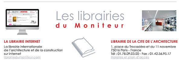 Lettre d'information des librairies du groupe moniteur